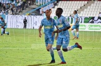 Jaguares dio el primer paso en octavos de Copa ante Bucaramanga