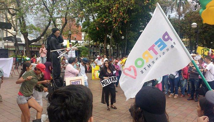 'Marcha por la Vida' fue masiva en algunas ciudades y decadente en otras