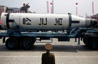 EE.UU espía a Corea del Norte y descubre que sigue construyendo misiles balísticos
