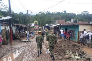 Continúa la emergencia en Mocoa, declarada la alerta roja