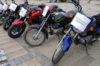 Seis motocicletas que figuraban hurtadas fueron recuperadas en Montería
