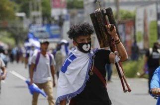 CIDH reportó 322 muertos por protestas contra Gobierno de Nicaragua