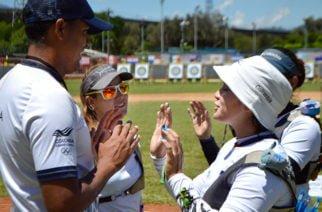 Colombia logró ocho cupos en tiro con arco para los Panamericanos de Lima 2019