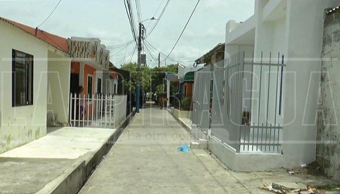 Veolia y alcaldía le incumplen al barrio Panzenú