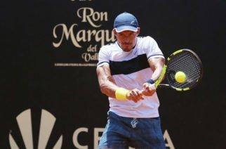 El colombiano Rodríguez avanzó a semifinales del Futuro de Pitesti en Rumania