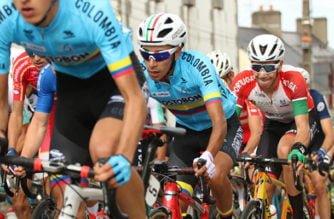 Sosa, el mejor colombiano en el inicio del Tour de L'Avenir