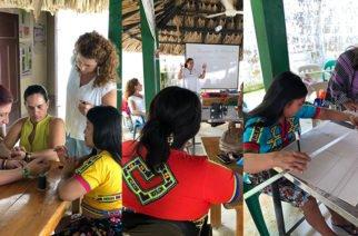 URRÁ apoya evolución de diseños artesanales emberas