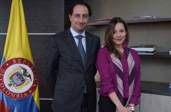Ministro y Viceministra de Comercio trazaron compromisos en esta cartera