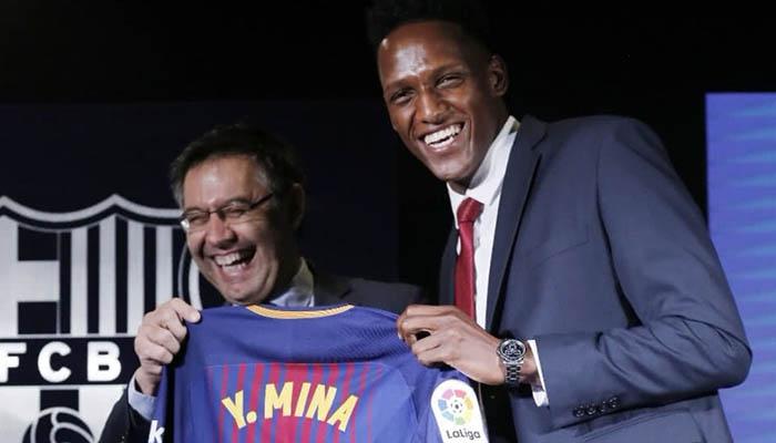 Yerry, una 'Mina' de oro para el Barcelona: le ganó el triple en 6 meses