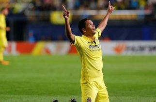Carlos Bacca anotó el primer gol de la Europa League y no iba ni el primer minuto