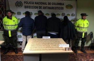 'Cartel de Cocaína Líquida', nueva red descubierta por la Fiscalía