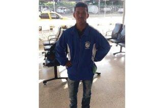 Cordobés viajó a Bogotá para unirse a la Preselección Colombia de Fútbol 7PC