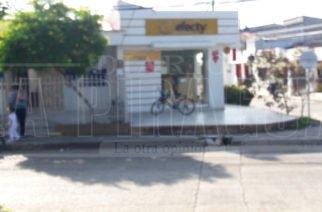 Amordazaron empleada y robaron Efecty del barrio Balboa de Montería