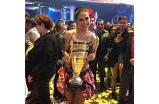 Greicy Rendón ganó el concurso 'Mira Quién Baila'