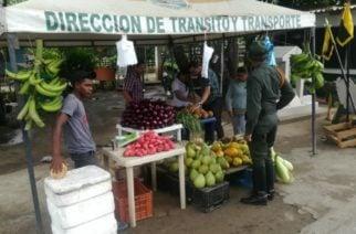 Campesinos de zona rural de Montería participaron de la vitrina agroproductiva