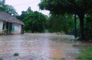Gestión del Riesgo ayuda a familias damnificadas por inundación en zona rural de Montería