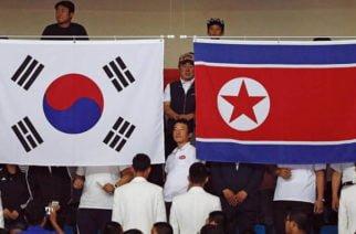 ¡Reina la paz! Las dos coreas anuncian su candidatura para los juegos de 2032