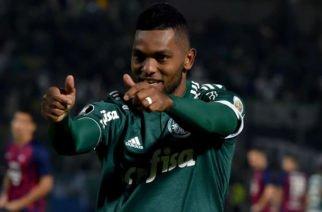Borja busca batir un nuevo récord con Palmeiras