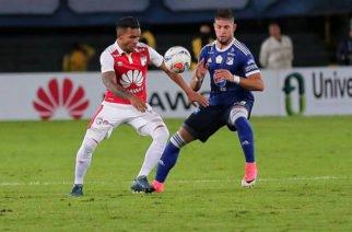 Santa Fe y Millonarios se miden en octavos de final de Copa Sudamericana