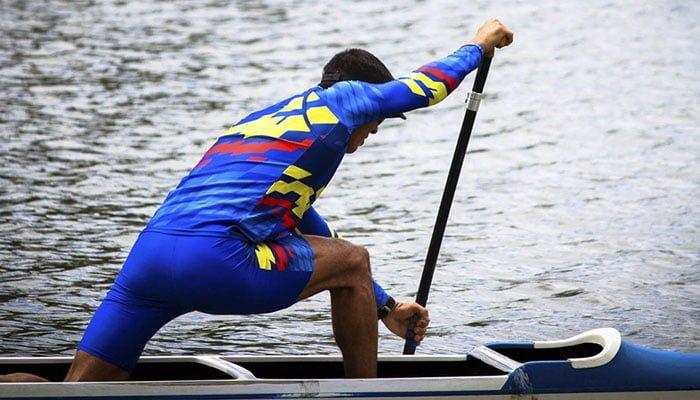 Canotaje colombiano clasificó a los Panamericanos de Lima 2019
