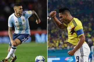 Colombia vs Argentina: La tricolor afronta su segundo examen post Mundial