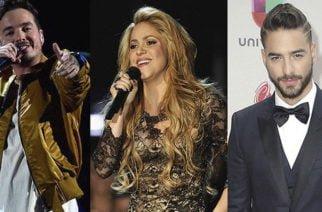 Artistas colombianos nominados a los Latin American Music Awards 2018