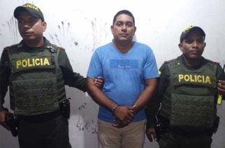 Capturado hombre por concierto para delinquir en las Palomas