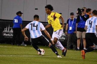 Colombia pasó el examen frente a Argentina