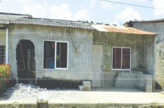 Hijos desalmados enfrentados con su madre por vivienda familiar