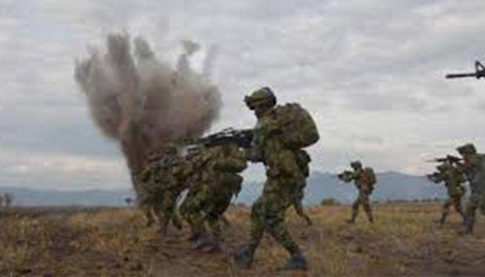 Un muerto en enfrentamientos entre Ejército y Clan del Golfo al sur de Córdoba