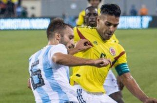 Falcao no pudo hacer nada para evitar la derrota del Mónaco en Champions