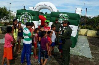 La Policía sigue de la mano con los niños, niñas y jóvenes en Córdoba