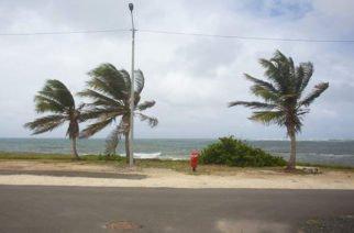 Costa Caribe amenazada por la tormenta tropical Isaac