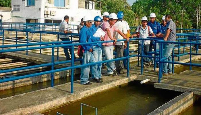 """Uniaguas anuncia que """"encaminó esfuerzos"""" para garantizar presión y frecuencia en servicio a Cereté"""