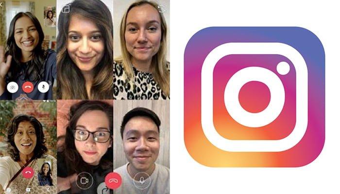 En Instagram hasta 6 usuarios podrán realizar simultáneamente videollamadas