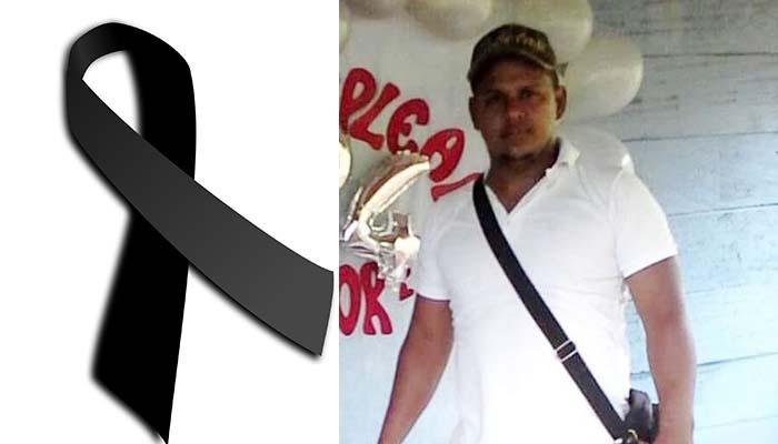 Asesinato a bala en San José de Uré