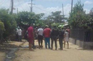 Asesinato a bala en barrio Nueva Esperanza de Montería