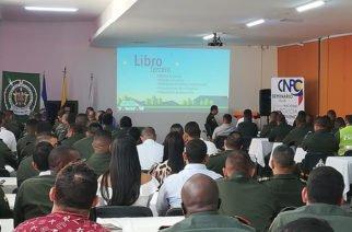Autoridades se capacitan en Código Nacional de Policía y Convivencia en Córdoba