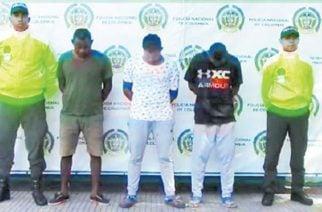 Nuevo golpe contra bandas delincuenciales en Urabá