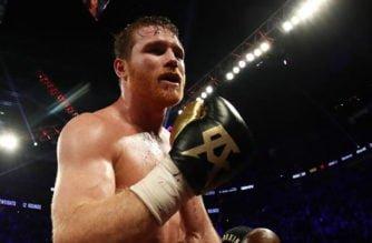 Canelo Álvarez ahora es el boxeador más pagado de la historia