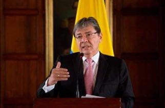 Canciller Carlos Holmes Trujillo inició visita de dos días a España para fortalecer intercambio bilateral