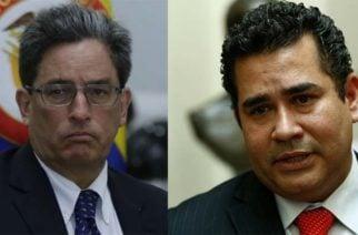 Cámara de Representantes dio un sí a moción de censura contra Carrasquilla