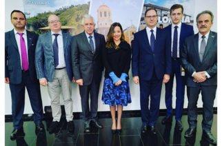 Colombia y Rusia buscan afianzar su nexo comercial