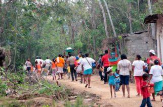 Estructuran plan de atención para familias desplazadas en el sur de Córdoba