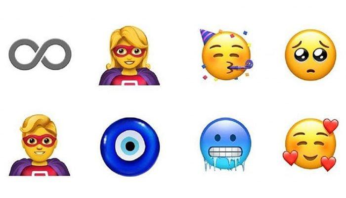 WhatsApp lanza nuevos curiosos y peculiares emojis