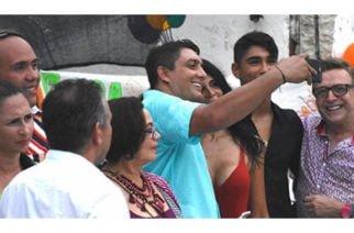 Hacerse una selfie con 'La Madame' le costó el puesto al ahora exsecretario de Seguridad de Cartagena