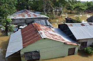 Damnificados por desbordamiento del río San Jorge recibirán ayuda humanitaria