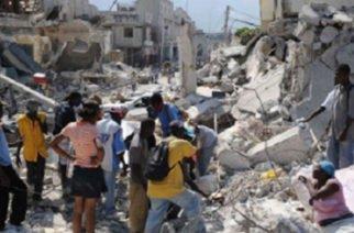 En Haití sismo dejó 12 muertos y 188 heridos