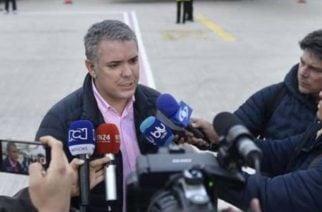 Duque pide respaldo del Congreso para Ministro de Hacienda