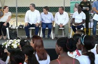 Iván Duque anuncia reparación a víctimas de Machuca